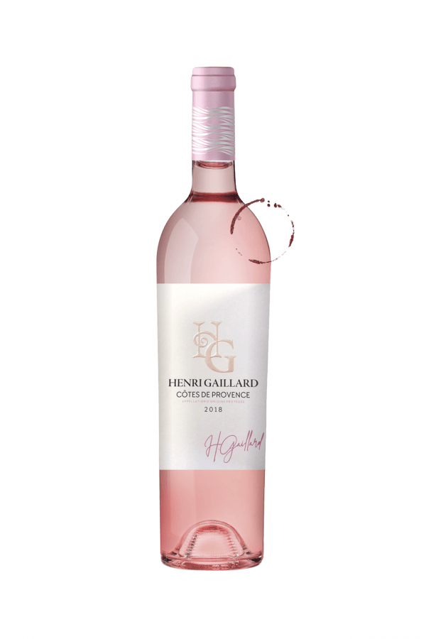 Henri Gaillard Provence Rosé