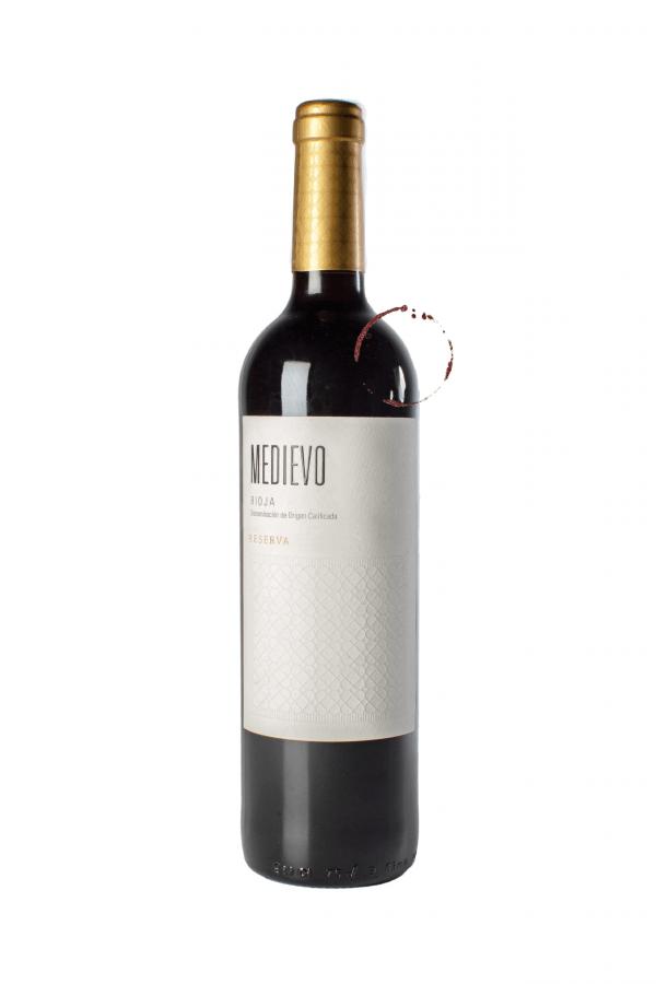 Rioja Reserva Bodegas del Medievo