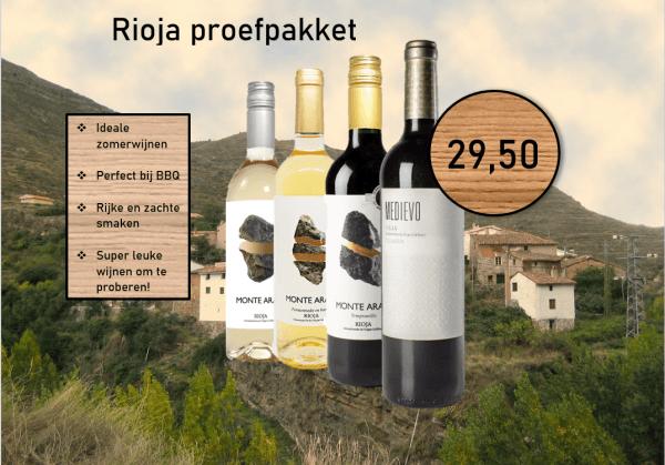 Riojapakket