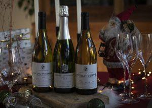 Wijn van eigen wijngaarden