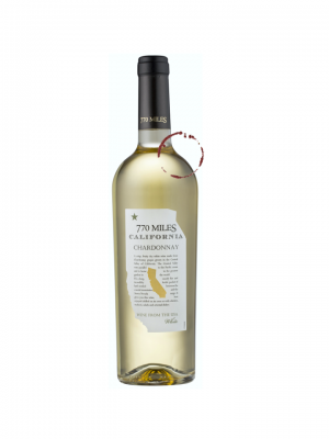 770 Miles California Chardonnay