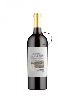 Western Cellars Winemaker's Selection Zinfandel Lodi