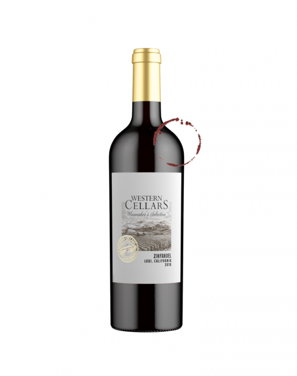 Western Cellars Winemaker's Selection Zinfandel Lodi